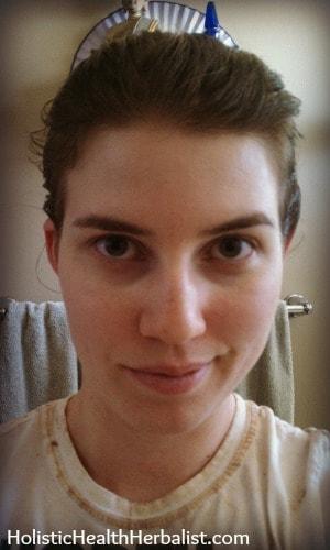 DIY Coconut Oil Hair Treatment