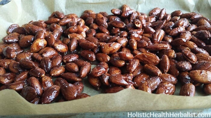 delicious healthy beer nuts