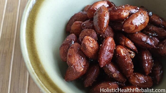 healthy beer nuts recipe