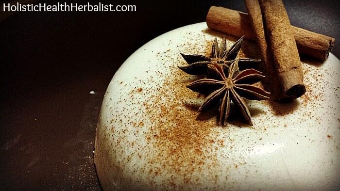Astragalus Chai Tea Panna Cotta recipe at home