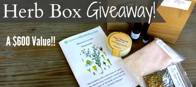her box giveaway!