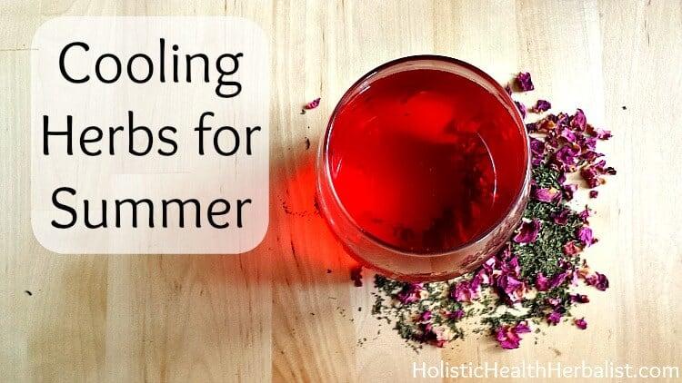 heat relief tea