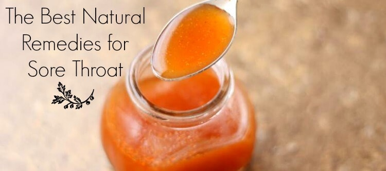 How To Cure Sore Throat Naturally