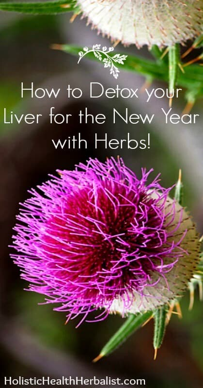 How to detox your liver with herbs
