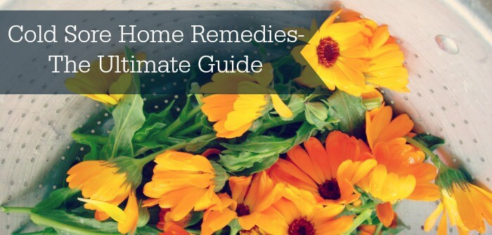 Cold Sore Home Remedies- The Ultimate Guide - Holistic