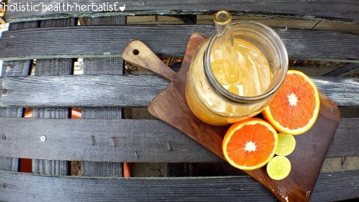 Norovirus Electrolyte Drink Recipe